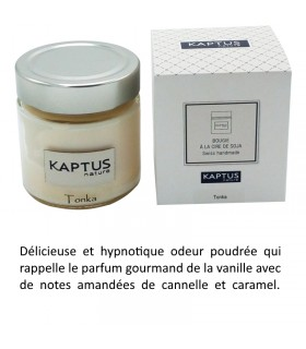 Bougie parfumée Intemporelle Santal